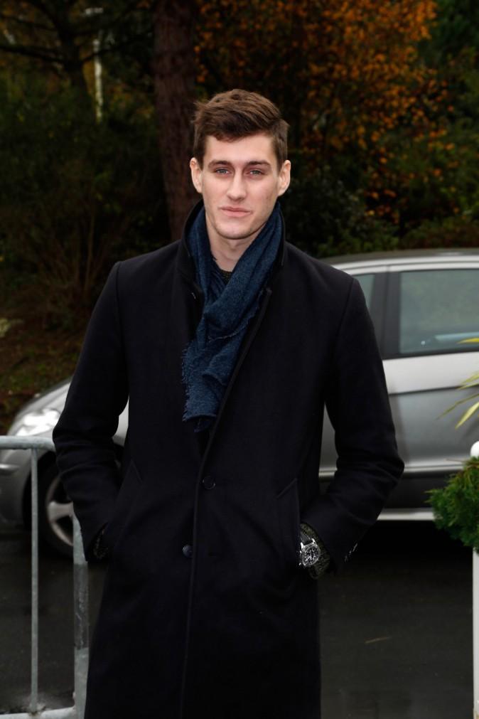 Jean-Baptiste Maunier le 23 novembre 2014