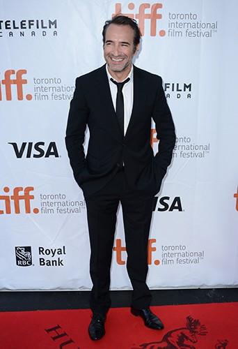 Jean Dujardin à Toronto le 12 septembre 2014