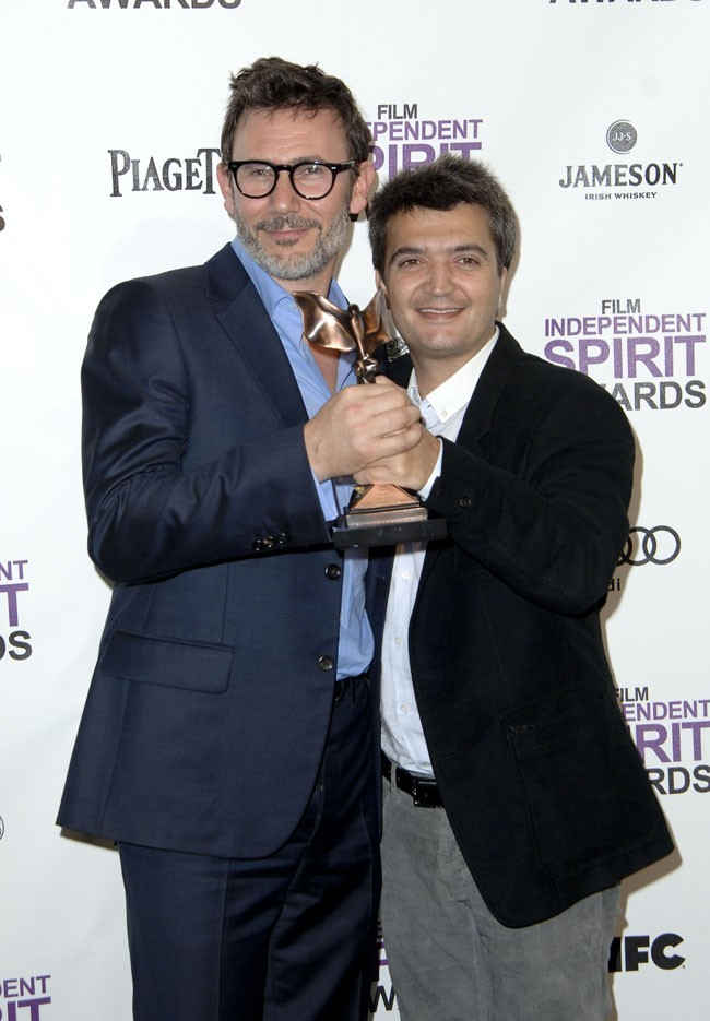 Le prix du meilleur acteur aux 27ème annual Independent Spirit Awards, il n'était pas là pour le recevoir !