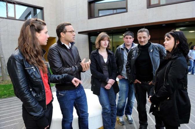 En Suisse, fin mars 2011, à la rencontre de lycéens