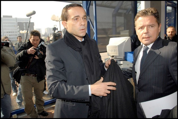 Comparution au tribunal de Bobigny en mars 2007