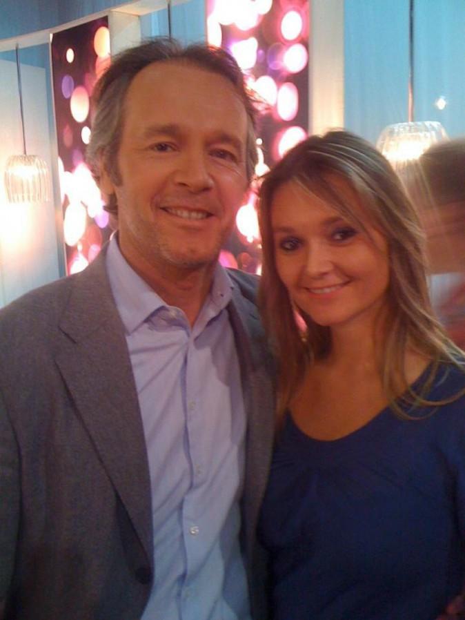 Jean-Michel Maire et Charlotte Aerts.