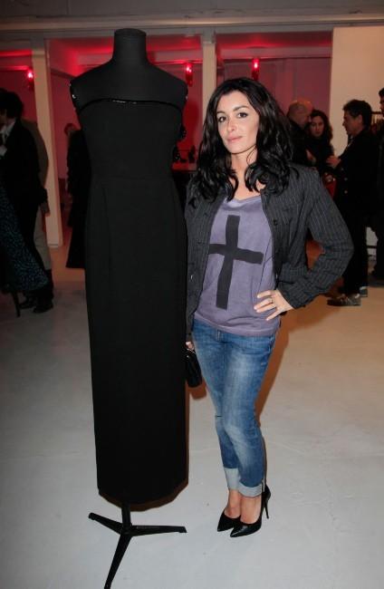 Jenifer Bartoli le 19 novembre 2012 à Paris