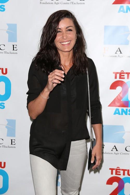 Photos : Jenifer pétille pour fêter les 20 ans du magazine Têtu !