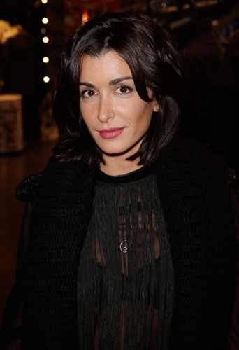 Jenifer à Paris le 14 novembre 2013
