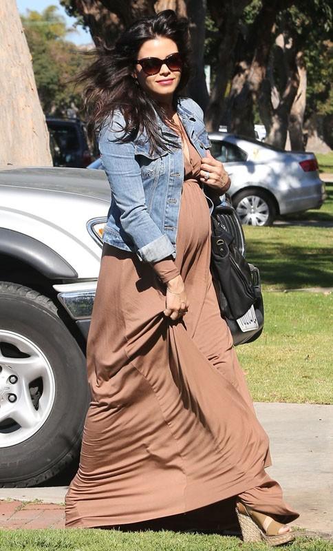 Jenna Dewan rayonne depuis le début de sa grossesse !