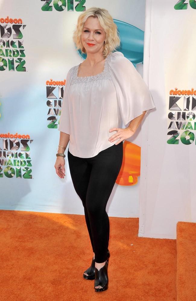 Jennie Garth, avant sa perte de poids...