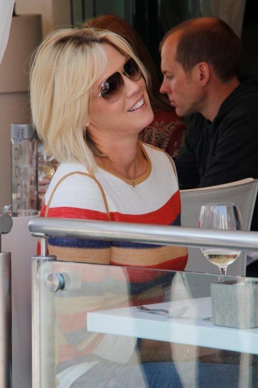 Jennie Garth à Beverly Hills, le 19 mars 2012.
