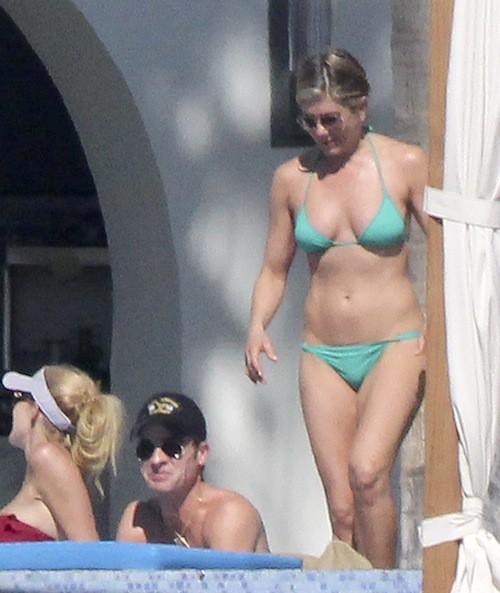 45 ans et toujours un bikini body impeccable !