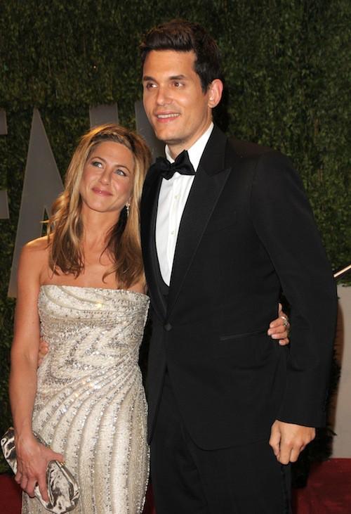 En 2009, avec John Mayer