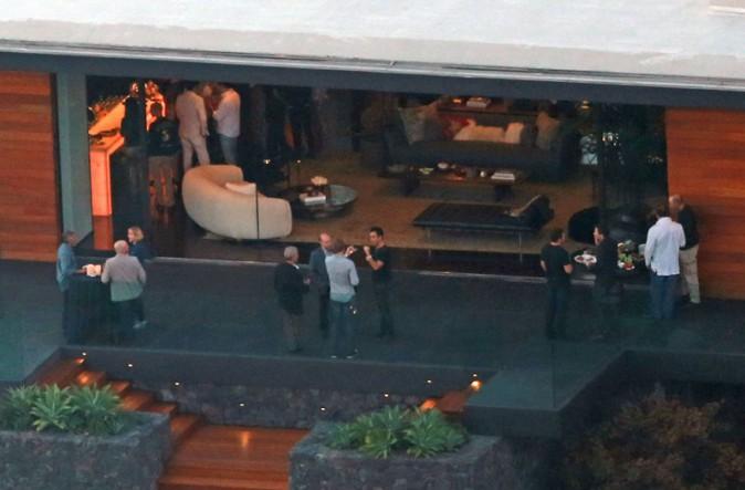 Justin a eu le droit à une belle fête d'anniversaire organisée par sa Jen !