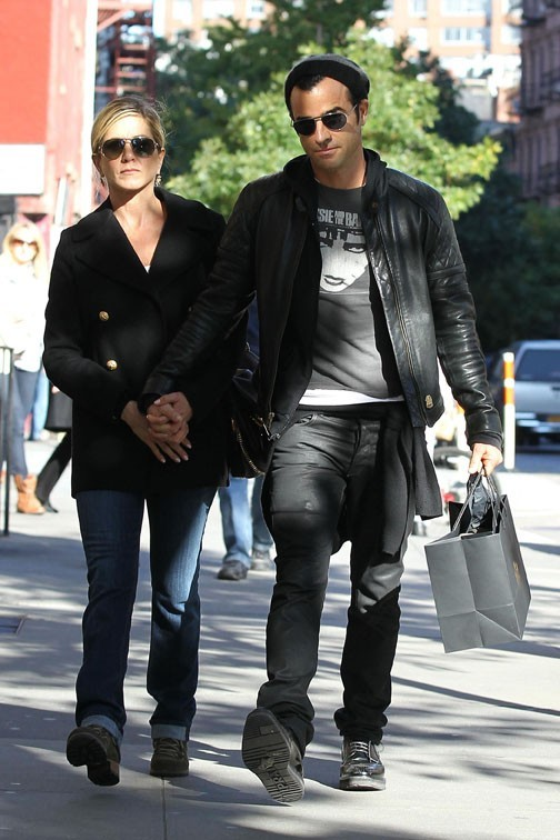 Jennifer Aniston s'affiche avec lui plus qu'avec tous les autres...