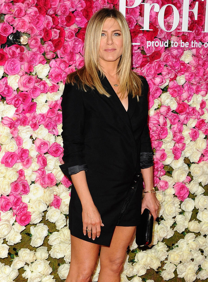 Jennifer Aniston au World Premiere Of 'Mother's Day' au TCL Chinese Theatre