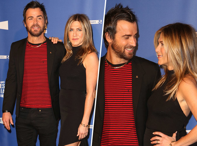 Jennifer Aniston et Justin Theroux illuminent le Festival Serie Mania