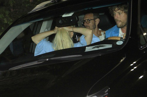 Photos : Jennifer Aniston et Justin Theroux mariés aujourd'hui ? Les invités affluent !