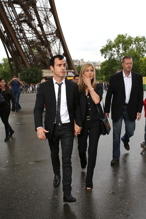 En amoureux à Paris
