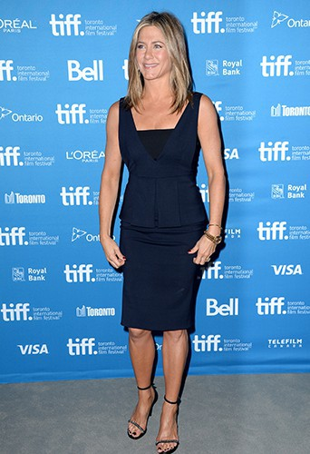 Jennifer Aniston à Toronto le 9 septembre 2014