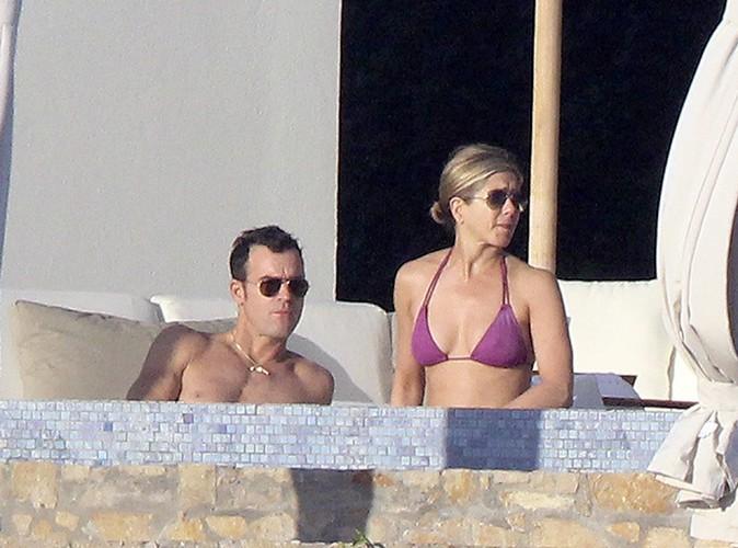 Jennifer Aniston et Justin Theroux en vacances à Los Cabos le 28 décembre 2013