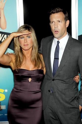 Jennifer Aniston à New-York le 1er août 2013
