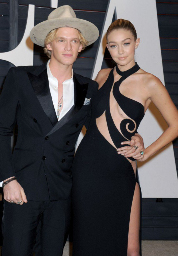 Cody Simpson et Gigi Hadid