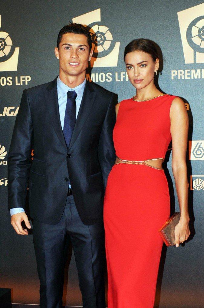 Cristiano Ronaldo et Irina Shayk