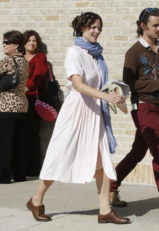Jennifer Garner le 29 novembre 2012 à la Nouvelle-Orléans