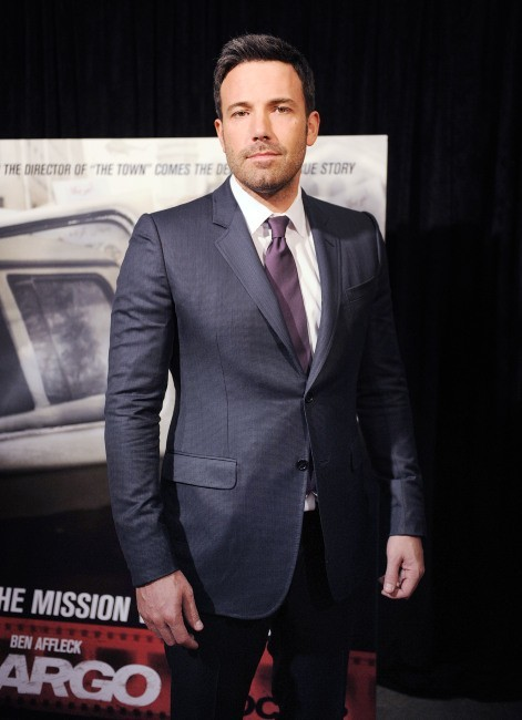 Ben Affleck le 10 octobre 2012 à Washington DC