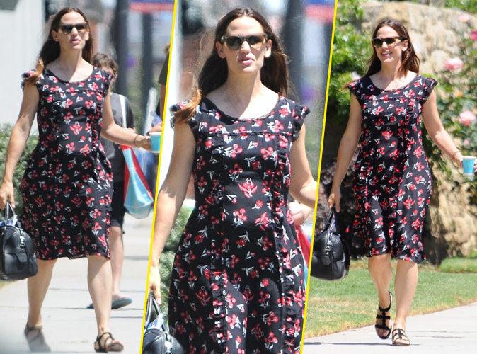 Photos : Jennifer Garner enceinte ? Les photos qui sèment le doute !