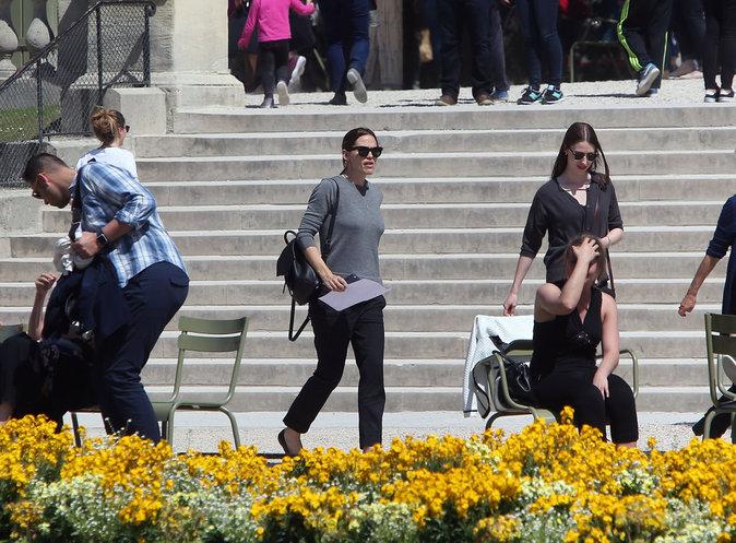 Photos : Jennifer Garner et Ben Affleck à Paris : les vacances de l'amour !