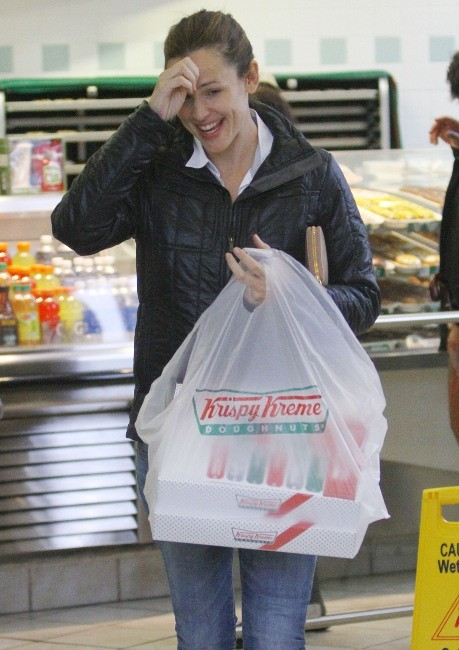Jennifer Garner le 30 novembre 2012 à Los Angeles