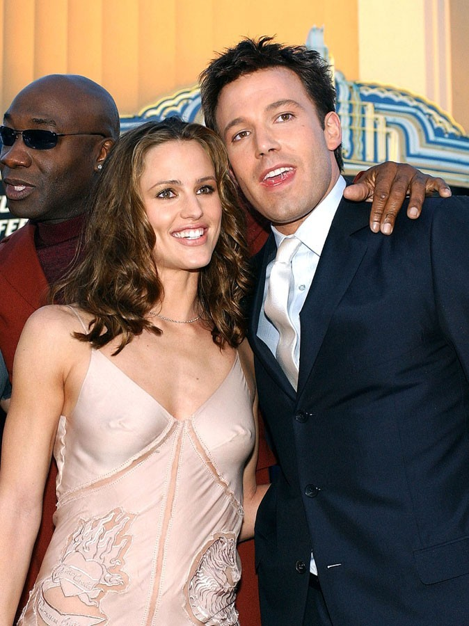 Photos : Jennifer Garner et Ben Affleck en 2003