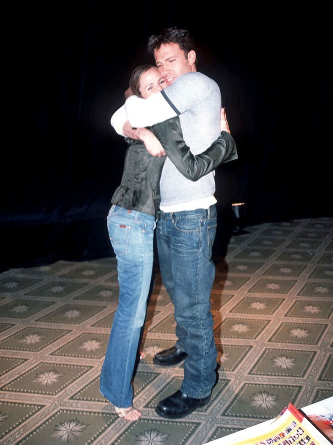 Photos : Jennifer Garner et Ben Affleck en 2005