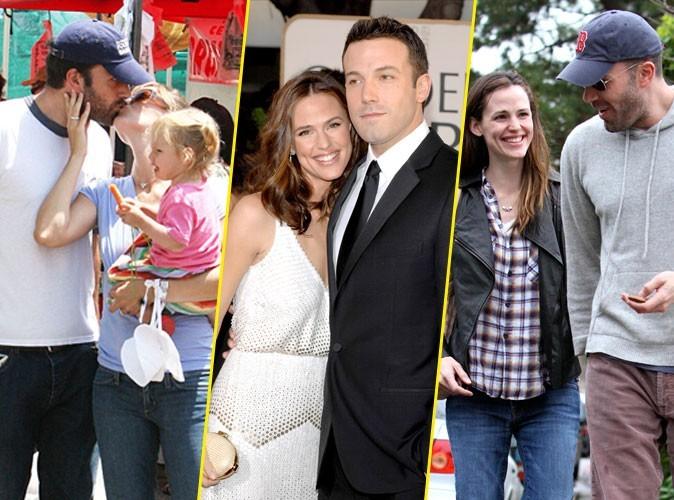 Photos : Jennifer Garner et Ben Affleck : retour sur l'une des plus belles love story d'Hollywood !