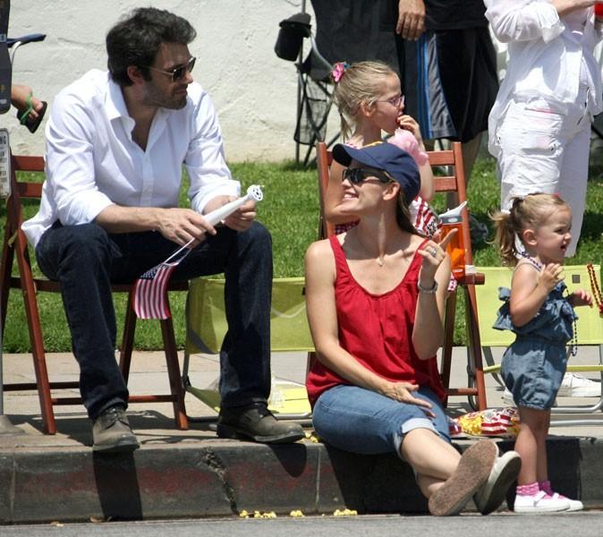 Photos : le modèle de la parfaite famille américaine !