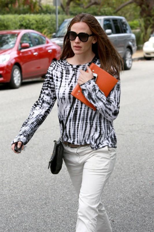 Jennifer Garner à Los Angeles, le 8 avril 2013