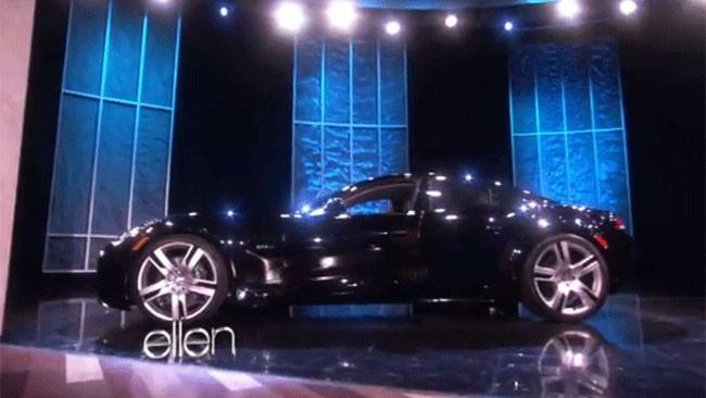 La nouvelle voiture électrique de Justin Bieber !