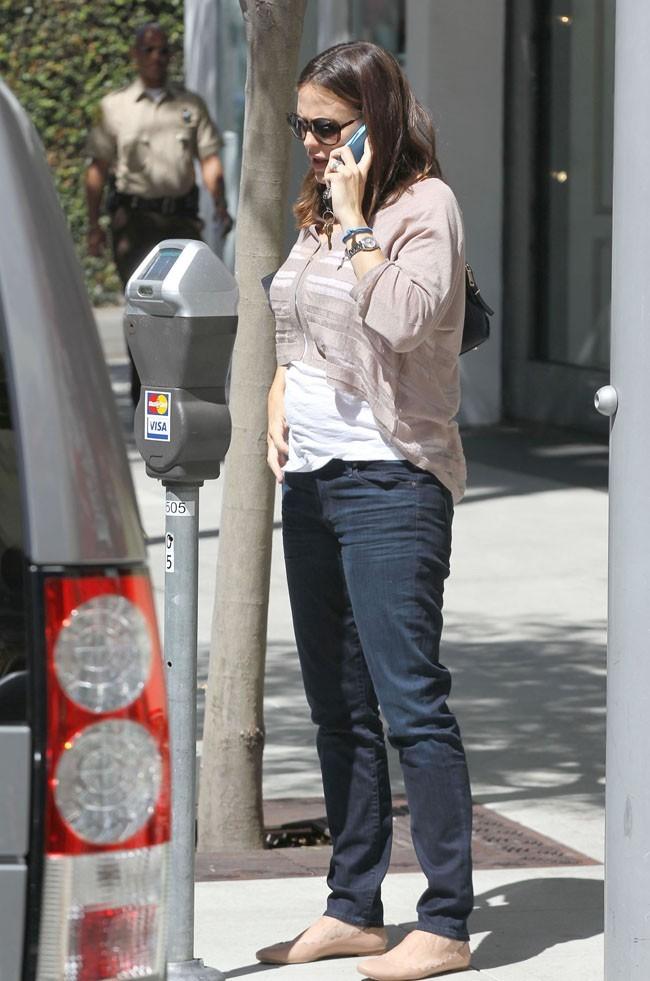 Jennifer Garner le 7 juin à Beverly Hills