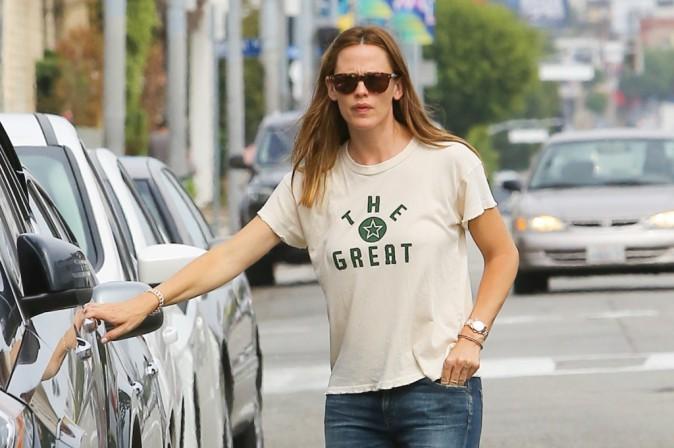 Jennifer Garner à Santa Monica le 21 septembre 2015