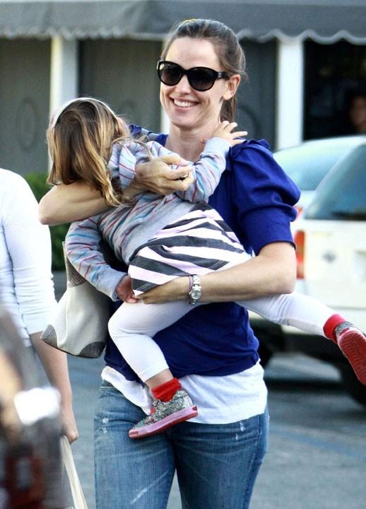 Jennifer ne compte pas céder au caprice de sa fille !