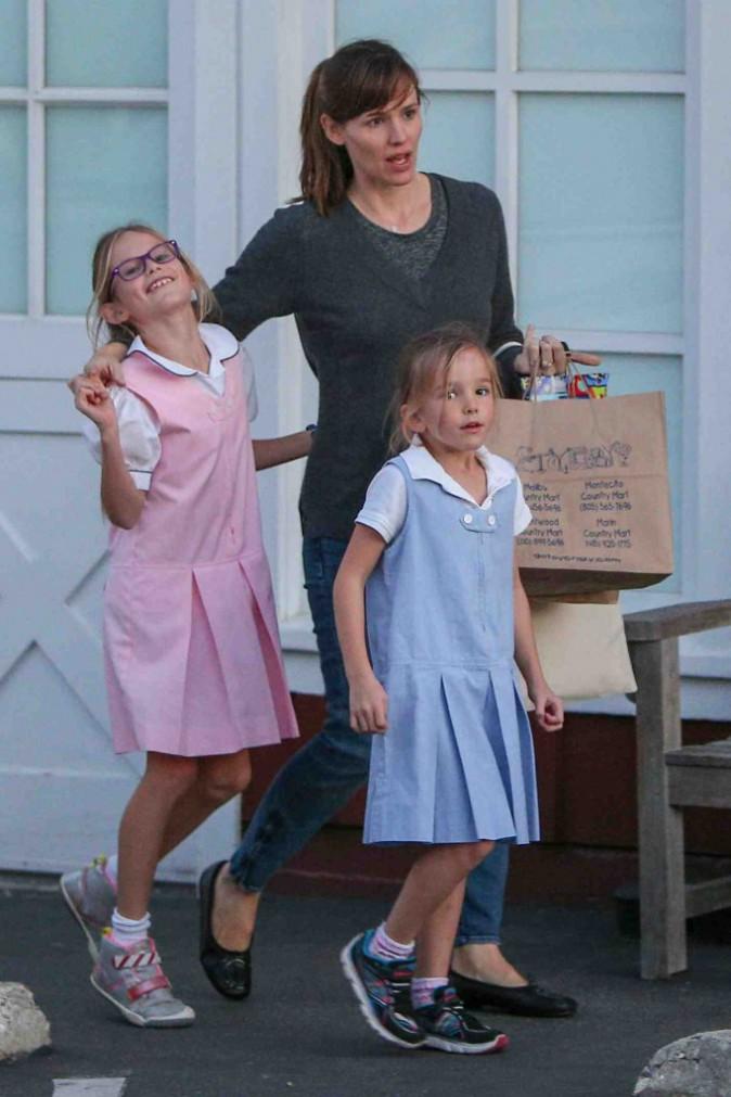 Jennifer Garner : ses filles sont de véritables chipies !