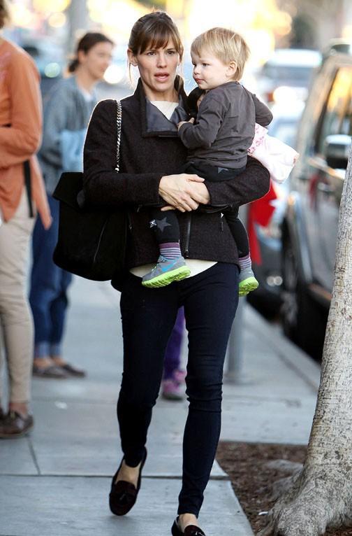 Jennifer Garner à Santa Monica le 14 décembre 2013