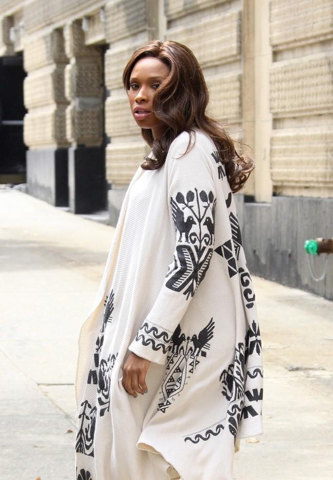 Jennifer Hudson le 20 août 2012 à New York
