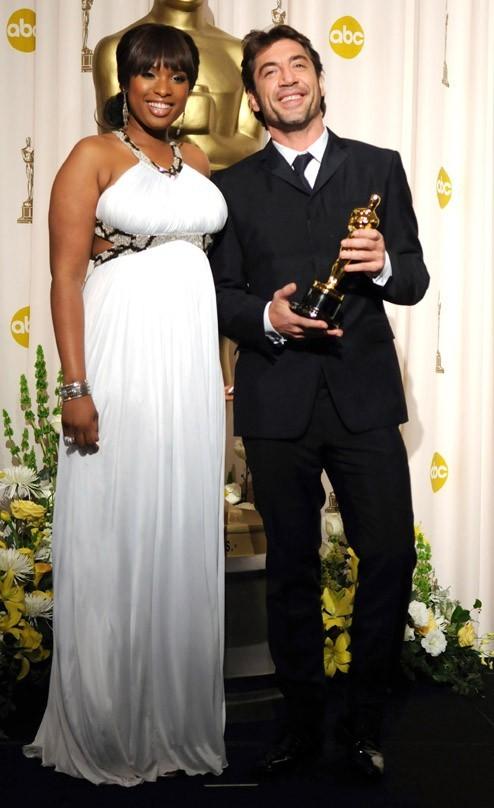 L'année suivante elle remttait un Oscar à Javier Bardem !