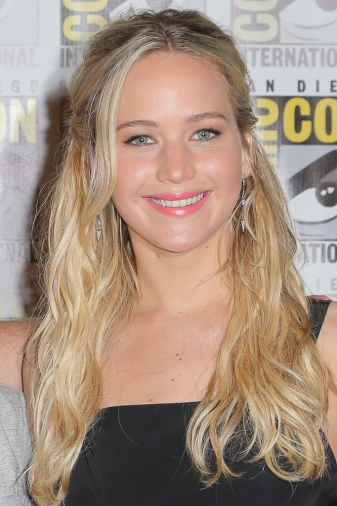 Jennifer Lawrence le 9 juillet 2015