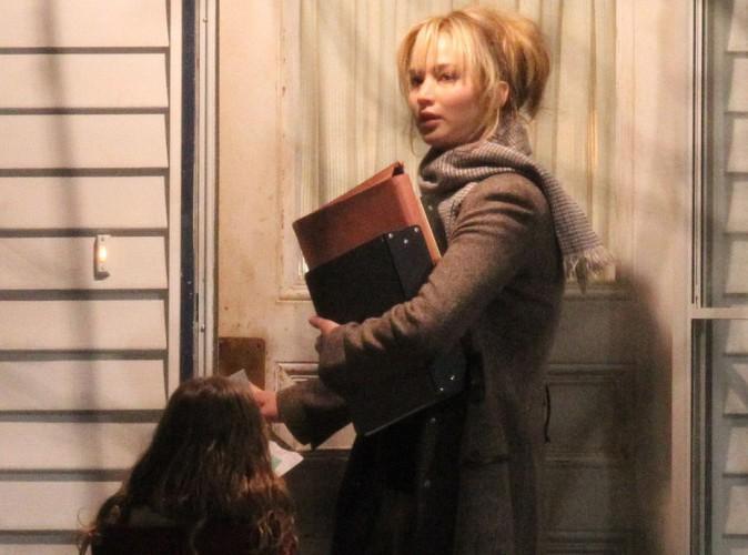 Jennifer Lawrence : elle ne se ménage pas sur le tournage de son nouveau film !