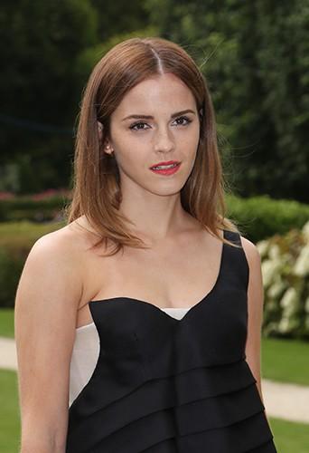 Emma Watson à Paris le 7 juillet 2014