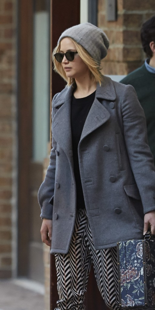 Jennifer Lawrence le 29 mars 2015