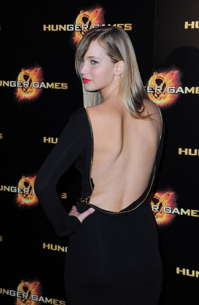 ... Sexy dans le dos !