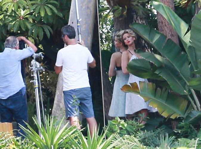 Jennifer Lawrence : malgré les rumeurs d'infidélité qui frappent son couple, elle assure ses engagements professionnels avec brio !