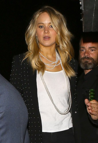 Photos : Jennifer Lawrence ne lâche plus Chris Martin !